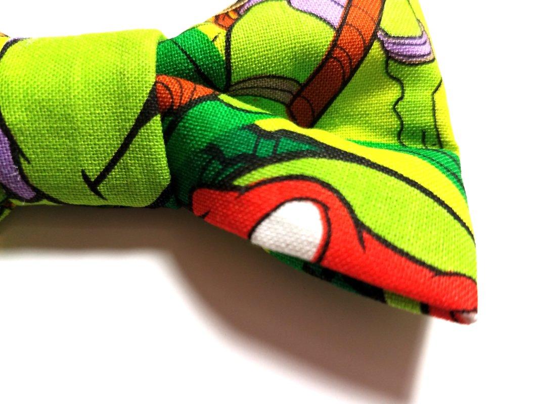 Boy Ninja Turtle Bow Tie MT106
