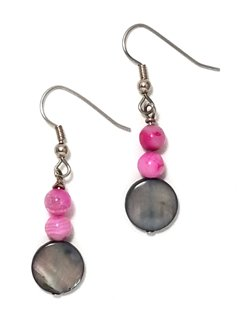 Southern Nature Charm Earrings