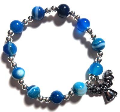 Blue Angel Bracelet MB120