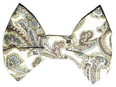 Paisley Bow Tie MT 112